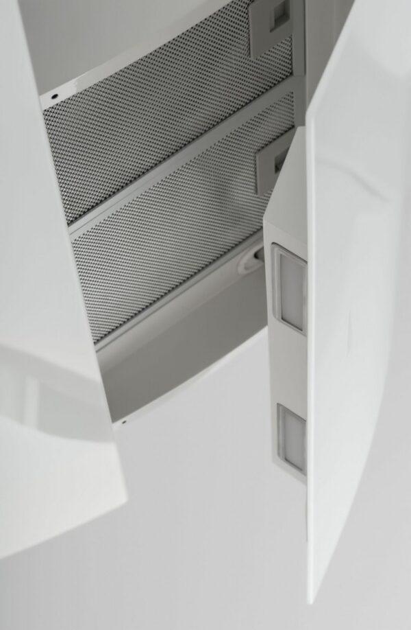Вытяжка кухонная EXITEQ 913B/CS40 (90) (белый)
