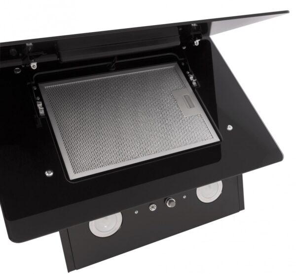 Вытяжка кухонная EXITEQ EX-1126 (черный)