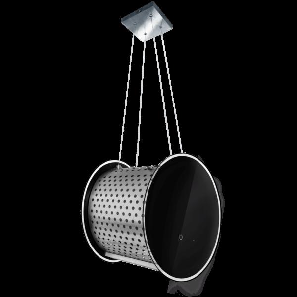 Вытяжка кухонная EXITEQ EX-1206  (черный)