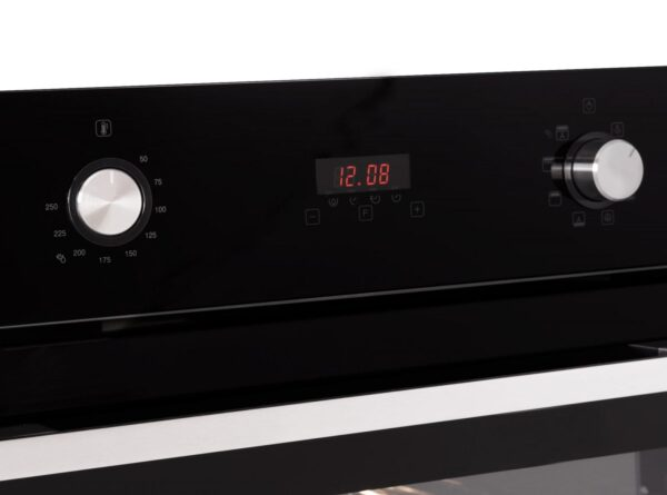 Электрический духовой шкаф EXITEQ EXO-205 BLACK