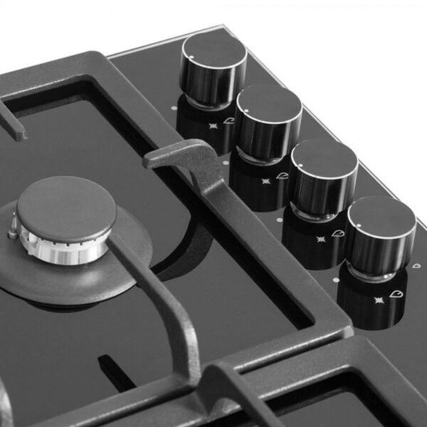 Газовая варочная панель EXITEQ PFH 640 STGB-E/B