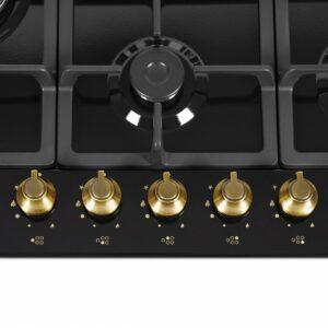 Газовая варочная панель MAUNFELD EGHE.75.33CB.R/G