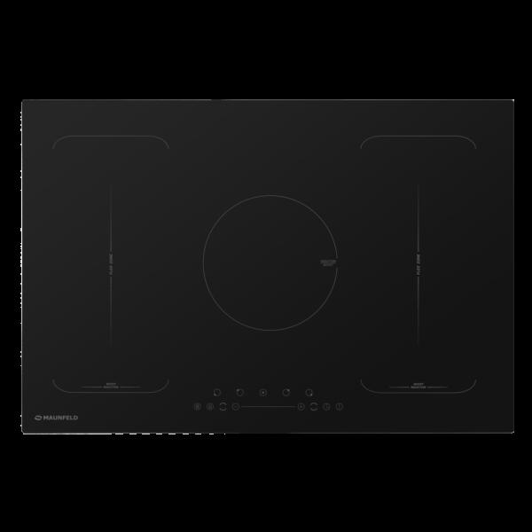Индукционная варочная панель MAUNFELD EVI.775-FL2-BK